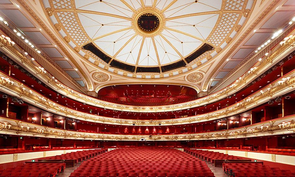 a Royal Opera House