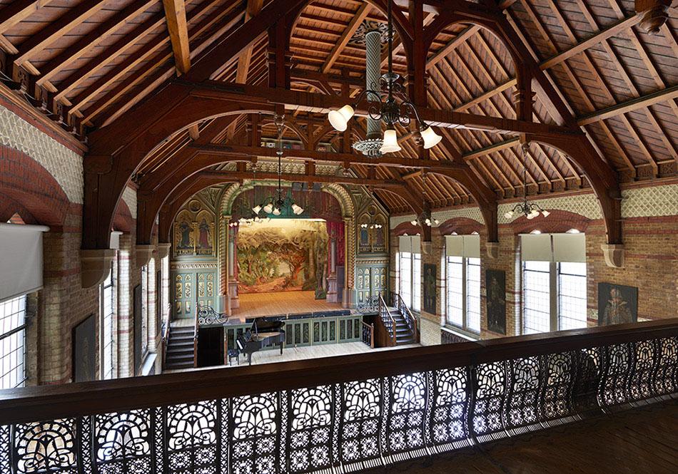 Normandsfield Theatre
