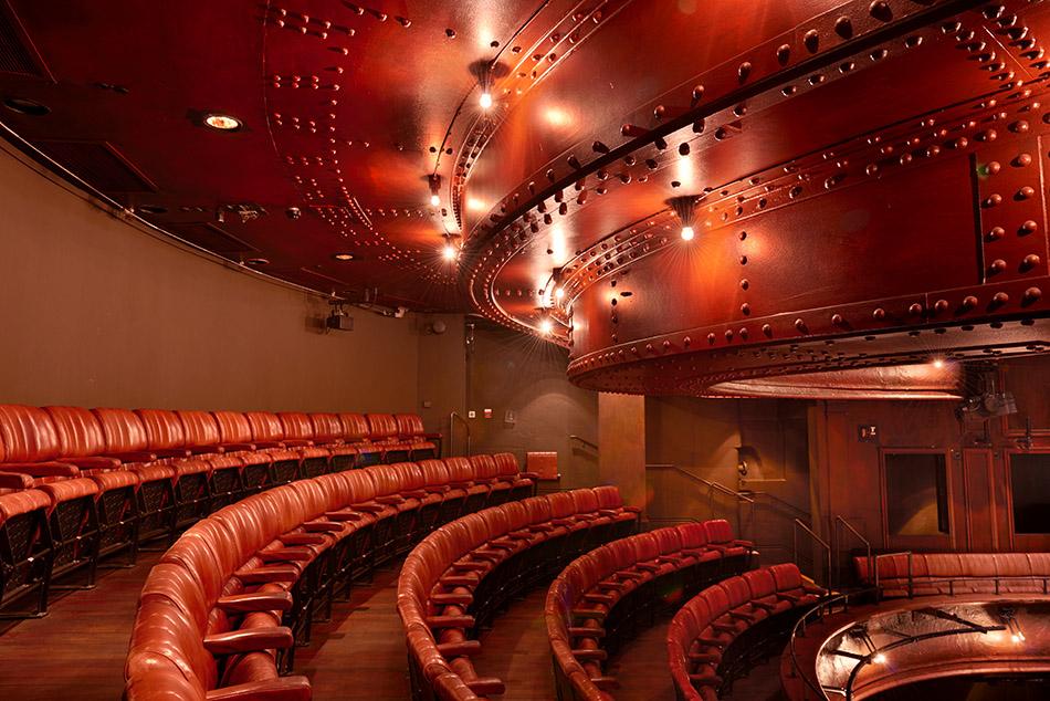 Auditorium Royal Court Theatre