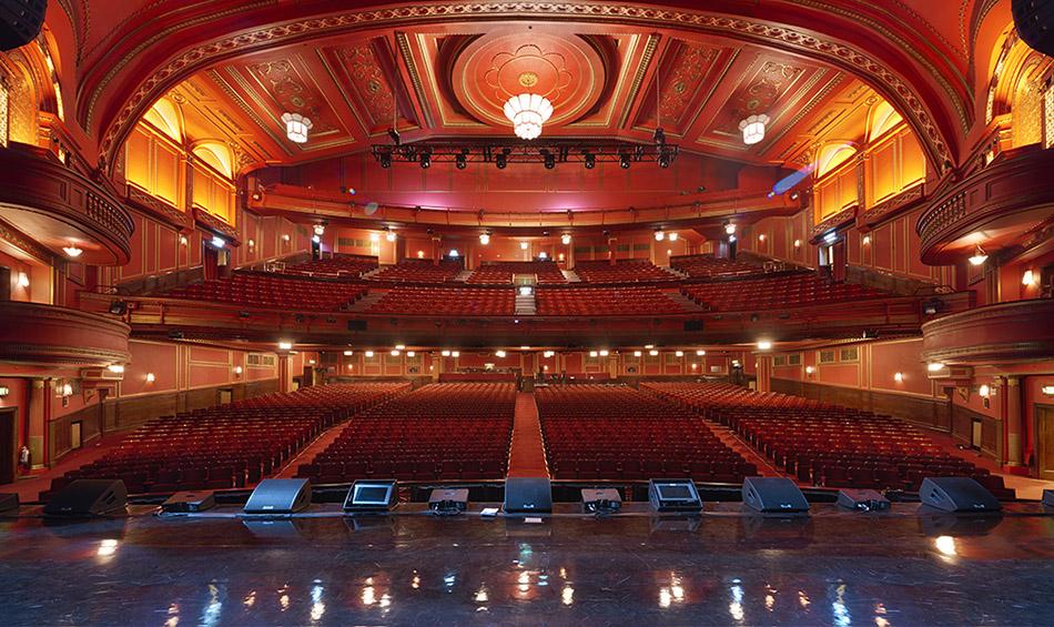 Dominion Theatre Auditorium